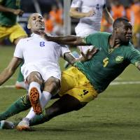 Jamaica stuns U.S. in Gold Cup semifinals
