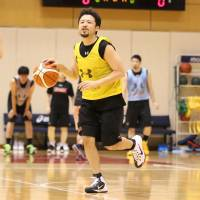 Tabuse draws inspiration from Japan's new hoop generation