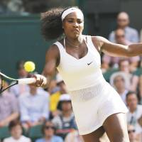 Serena gets scare from Watson