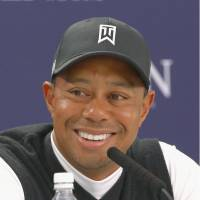 Tiger 'excited' about return to Old Course
