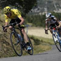 Sky releases Froome data as doping speculation builds