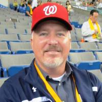 Former Carp, Eagles manager Brown gets best of both worlds through scouting for Nationals