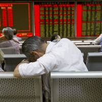 China's journey from new normal to stock market crisis epicenter
