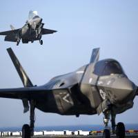 U.S. Marines declare Lockheed's F-35B ready for limited combat operations