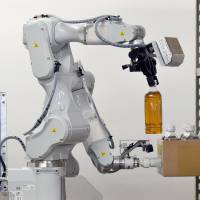 Hitachi's new labor-intensive robot could replace some workers in warehouses