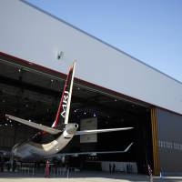First flight of Mitsubishi Regional Jet planned for late October