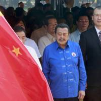 Ex-Philippine president Estrada to attend China WWII parade