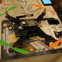Armed with penetration tools, hacker's drone is uninvited flying object