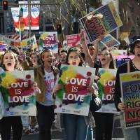 Abbott government effectively dooms legislation to allow gay marriage