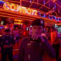 Bangkok bombing manhunt focused on 'foreigner' and two others near him