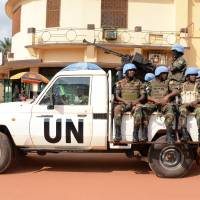 Amnesty accuses U.N. peacekeepers of killing two, raping girl in Bangui