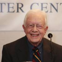 Jimmy Carter, 90, says recent surgery found cancer in liver, elsewhere