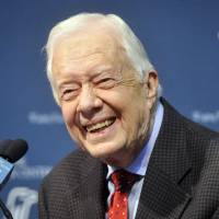 Plains, Georgia, is always 'haven' for Carter, whether healthy or ill