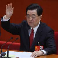 China Communist Party paper article criticizes retired leaders for clinging to power
