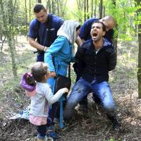 Europe's migrant crisis brings new death by land and sea