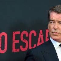 Brosnan asks why not a black or gay 007?