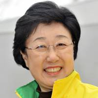 South Korea's first female premier, Han Myeong-sook, jailed for illegal funding