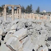 Islamic State takes page from predecessors' war playbook: target heritage of foes