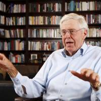U.S. 'done for' if rich conservative donors can't get small-government candidate in: Koch