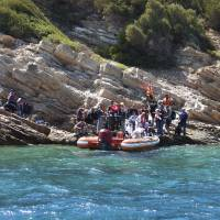 Europe braces for threefold migrant surge; Italy nabs eight alleged traffickers tied to deaths