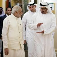 Modi on charm offensive as India seeks more clout
