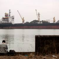 Plaintiffs pursue Mexico-held North Korea ship in kidnap-killing U.S. suit award