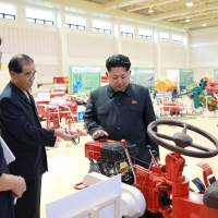 Made in North Korea: goods store opens to brisk business in Seoul