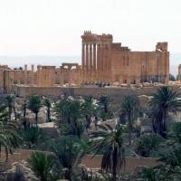 Islamic State blew up ancient Palmyra temple, activists report