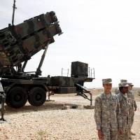 U.S. Patriot batteries to be pulled from Turkey in October for modernization