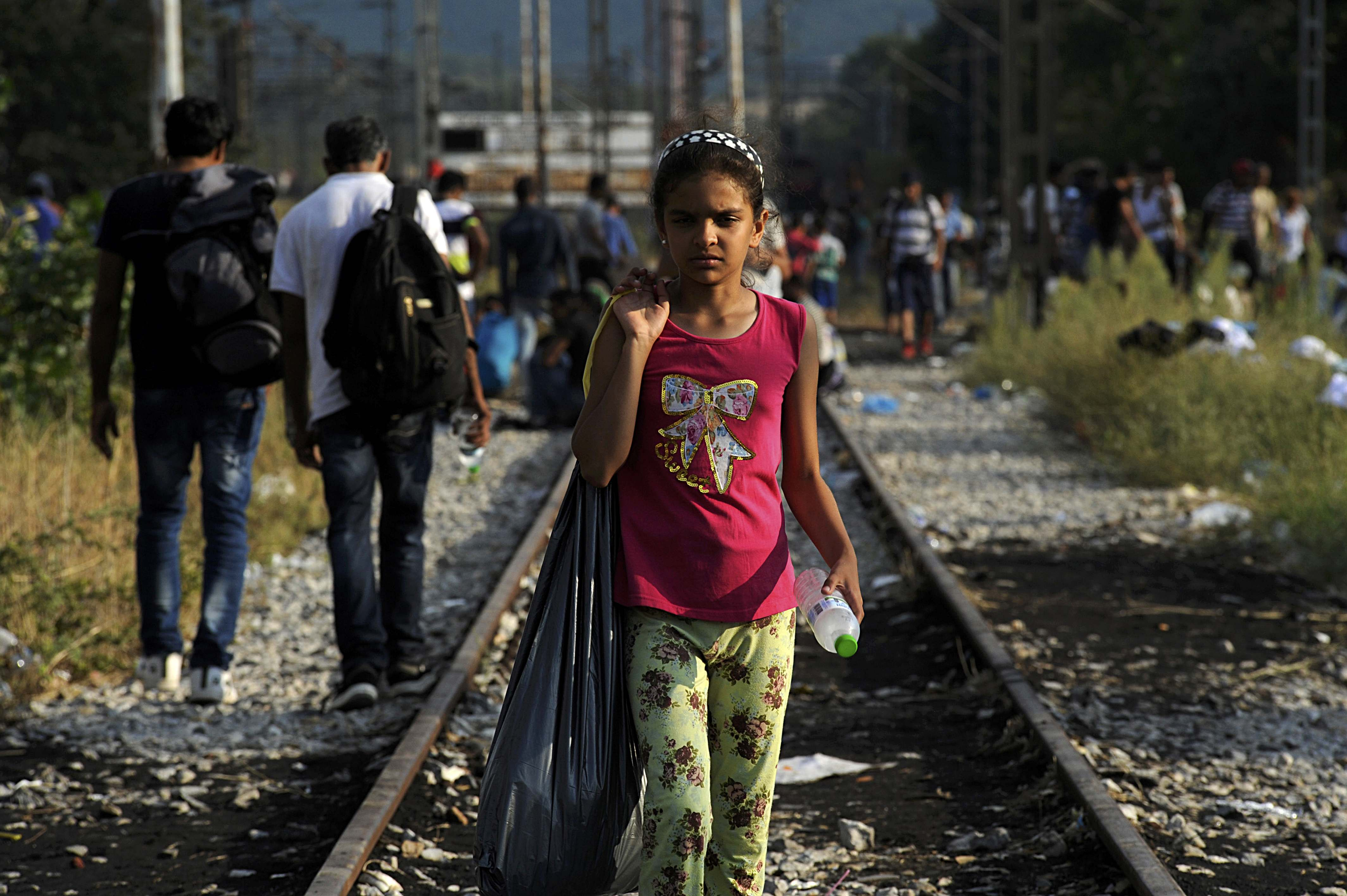 a study of the ongoing refugee crisis in european countries Needs of syrian refugee  refugee children in host and resettlement countries it  1 european  the educational and mental health needs of syrian.