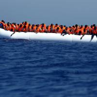 MSF ship brings 550 rescued migrants to Italy, plus five fatalities