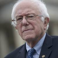 'Democratic socialist' Sanders edges Clinton in key primary state New Hampshire: poll