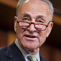 Obama suffers setback as top Democrat Schumer rejects Iran deal