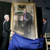 Nelson Shanks, who painted presidents, justices, royals, dies at 77