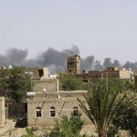 U.N., EU slam Saudi-led airstrikes in Yemen; Aden governor survives deadly Houthi attack