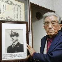 Yasukuni recognition sought for fallen brother