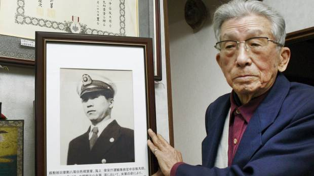 Yusukina recognition sought for fallen brother