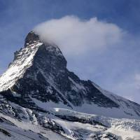 Remains found after glacier melt ID'd as two Japanese climbers lost on Matterhorn in '70
