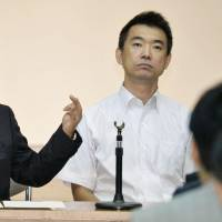 Ex-Ishin no To founder Hashimoto aims to form new party by mid-December