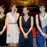 Four Japanese win best actress award at Locarno film festival