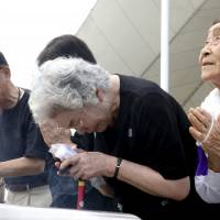 Nagasaki bombing remembered, but doubts emerge over anti-war, anti-nuke policy