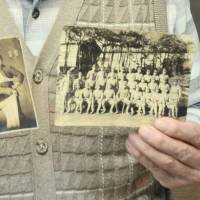 For WWII veteran, 'fine words' no justification for conflict