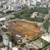 Japan eyes capping cost of Olympic stadium at ¥155 billion