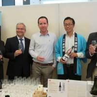 Experts assess the future of sake at Milan conference