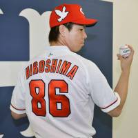 Former Carp star reflects on team's role in Hiroshima
