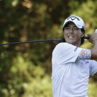 Ishikawa takes sole lead