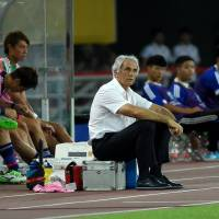 JFA backs Halilhodzic after East Asian Cup debacle