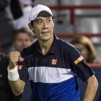 Fitness proving a continuing challenge for Nishikori