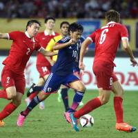 Japan finishes last at East Asian Cup