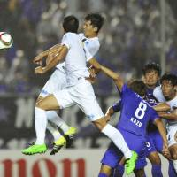 Kashima deals Hiroshima its first defeat of second stage